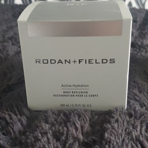 Rodan and fields Active Hydration Body